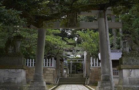 陶祖神社的遠景