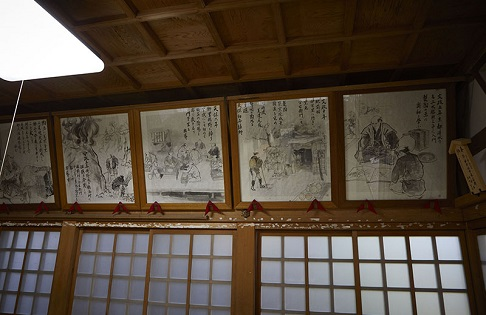 陶祖神社御堂內2
